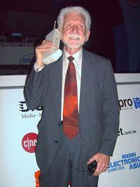 historia do telefone celular cooper