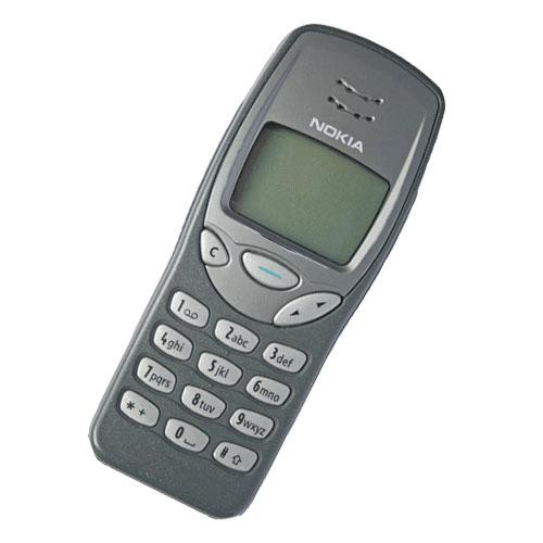 história do telefone celular nokia3210