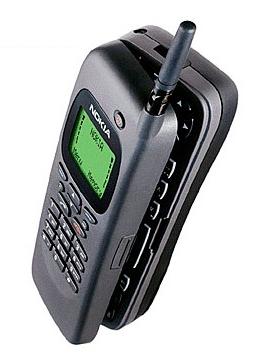 história do telefone celular nokia9000