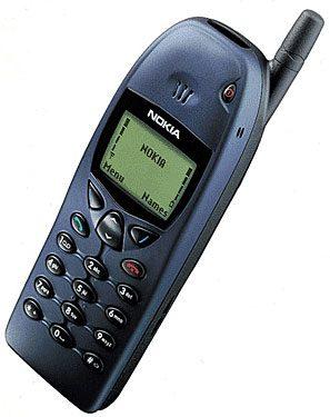 história do telefone celular nokia6110
