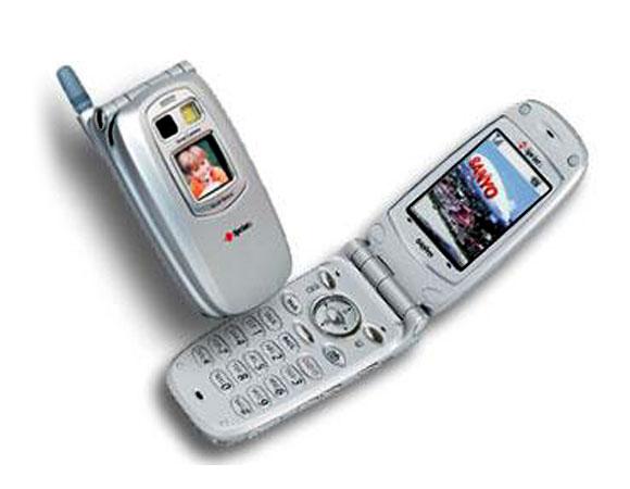 história do telefone celular sanyo