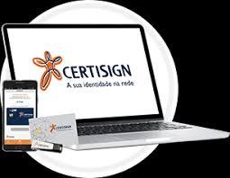 certificação digital certisign