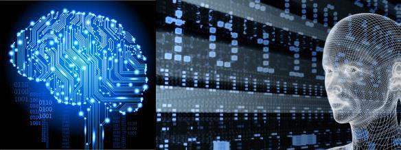 inteligência artificial conceito