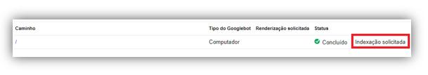 como indexar um site no google