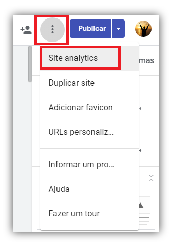 indexação de sites