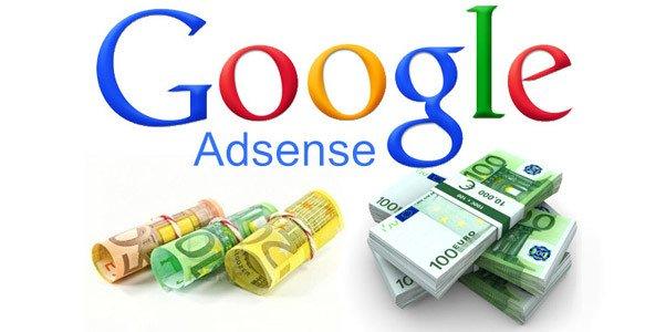 Dinheiro Automático com AdSense