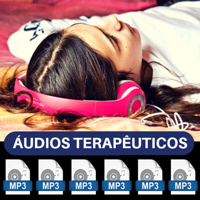 áudios terapêuticos
