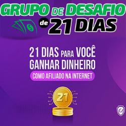 grupo de desafio de 21 dias