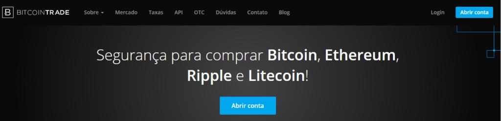 bitcointrade inicial